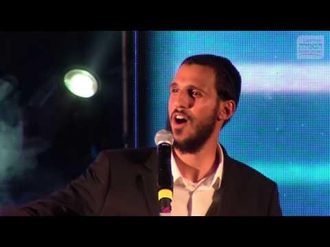 עצרת האמונה • צפו: הזמר עידן יצחקיאן שר הגיע זמן הגאולה