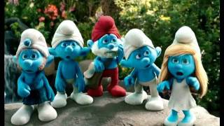 Nonton Smurfs 2011 Official Trailer (HD) Film Subtitle Indonesia Streaming Movie Download