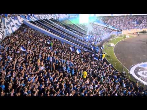 Geral do Grêmio - Queremos a Copa - Grêmio 0 x 2 Palmeiras - 13/06/2012 - Geral do Grêmio - Grêmio