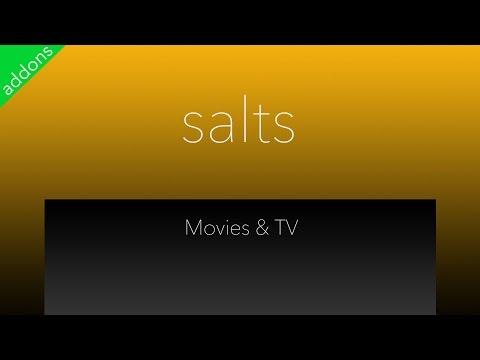Install SALTS Addon