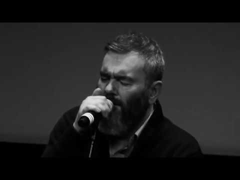 Aidan Moffat - The City Tonight (HD Live at Rabozaal Melkweg Amsterdam, 18 November 2016)
