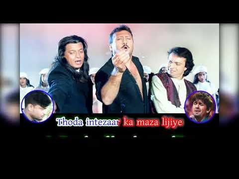 Video Ishq Aur Pyar Ka Maza Lijiye Karaoke | Altaf Raja | Sonu Nigam | Shapath | Mithun Chakraborty download in MP3, 3GP, MP4, WEBM, AVI, FLV January 2017