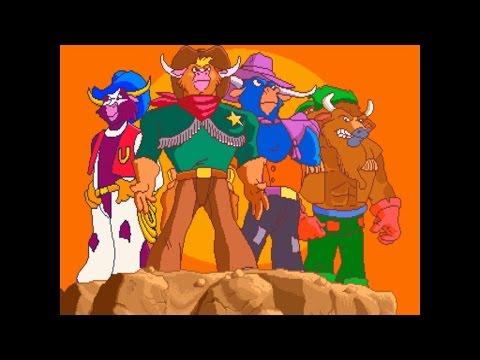 Wild West COW  Boys of Moo Mesa