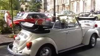 Video VW Karmann Beetle Cabriolet international clubs Harrogate '09 MP3, 3GP, MP4, WEBM, AVI, FLV Juli 2018