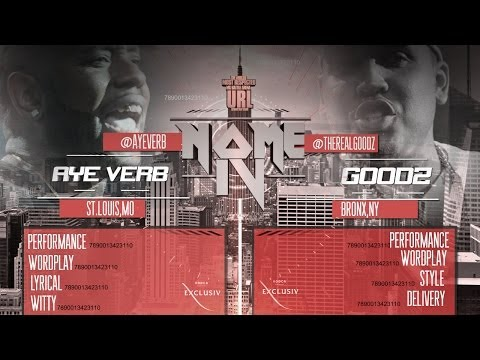 Video: Aye Verb Vs. Goodz