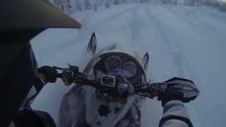 1. Ski doo mxz xrs 800 powertek 2007