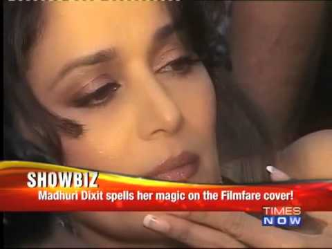 Video Madhuri spells magic on Filmfare cover download in MP3, 3GP, MP4, WEBM, AVI, FLV January 2017