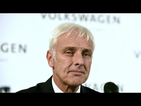 Ο Ματίας Μίλερ είναι ο νέος CEO της Volkswagen