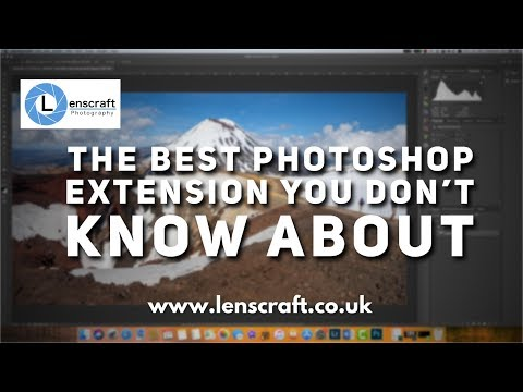 The Best Photoshop Extension Panel you Don't Know About