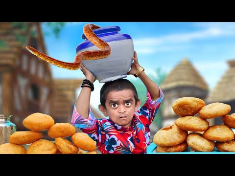 CHOTU KI SAANP SEEDI   छोटू की सांप सीढ़ी   Khandesh Hindi Comedy   Chotu Dada Comedy Video