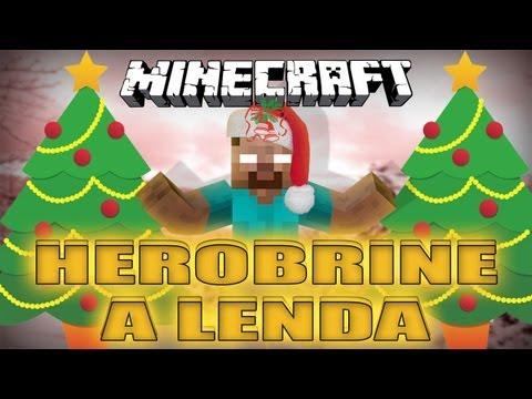 Herobrine - A Lenda: Especial de Natal