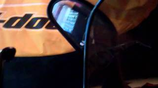 3. Skidoo MXZ 380F