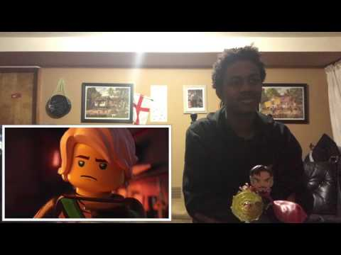 The Lego Ninjago Movie Viral Video - Sdcc Greeting (2017) Reaction!!!!!