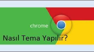 Merhaba arkadaşlar bugün sizlere google chrome'a nasil tema yüklenir onu gösterdim iyi seyirler.