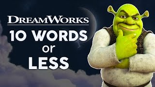 """Every DreamWorks animated movie ever made, reviewed in 10 words or less! Followed by slightly more in-depth reviews of the top and bottom five. Everyone loves DreamWorks! ...Okay, everyone TOLERATES DreamWorks because every few years they make another How To Train Your Dragon movie. Usually it's just us trudging through another Madagascar sequel or a Shrek Reboot.Did you know that the plot of Turbo is """"I want to sell more Tacos so I'm going to enter a snail into the Indie 500""""? Because it is.What the heck is going on with you, Dreamworks.Like our stuff? Consider supporting us on PATREON!https://www.patreon.com/jelloapocalypse---LINK TO LIST OF MY RATINGS:https://docs.google.com/spreadsheets/d/1EFM0qF6yj-MvlNZ5Isb9jsXmbsuMslPHYT5Fh8QG5H4/edit?usp=sharing---My Disney reviews!https://www.youtube.com/watch?v=9C_9SH5BgUc"""