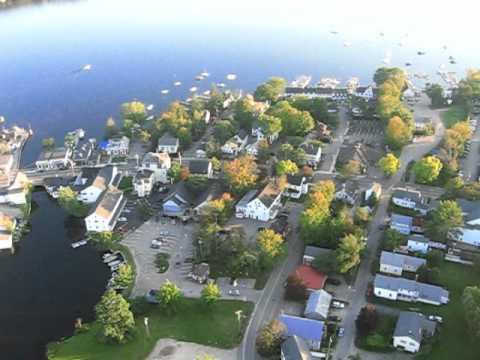 Lady by the Lake - Lake Winnipesaukee -  Wolfeboro NH - Vacation Rental - Air Creation Float Trike