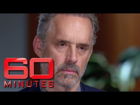 Jordan Peterson says Iceland's equal pay laws will fail   60 Minutes Australia