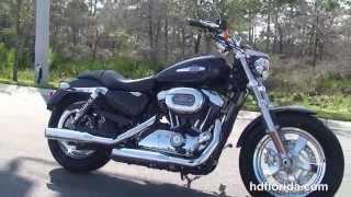 9. New 2014 Harley Davidson XL1200C Sportster 1200 Custom Motorcycles for sale