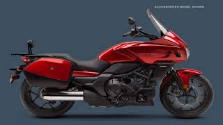7. 2017 Honda NC700X DCT ABS Specs and Review