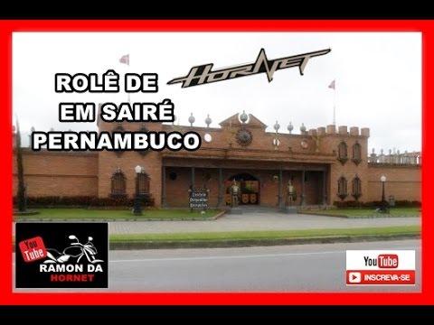 Hornet em Sairé - Pernambuco # RAMON DA HORNET