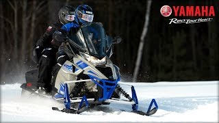 5. 2018 Yamaha Touring Series Snowmobiles