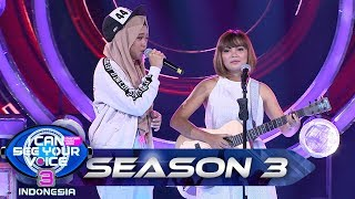 Video Luar Biasa! CUTE MONSTER Teman Duet yg Cocok Buat Ayu IDOL - I Can See Your Voice Indonesia (2/6) MP3, 3GP, MP4, WEBM, AVI, FLV Juni 2018