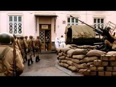 Военный кино фильм про войну Днепровский рубеж  ВОВ  Драма  1941 (видео)