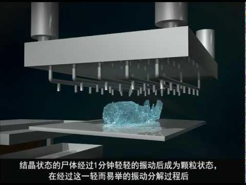 這種叫「冰葬」的安葬方式聽起來很鬼異,當看完它的模擬過程後大家都發現這是離開世界最美的方式!