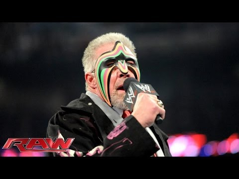 (VIDEO)Ultimate Warrior's final time in the ring. Dead at 54!!!