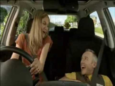 Funny Toyota commercial from Australia