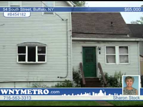54 South Street  Buffalo, NY Homes for Sale | wnymetro.com