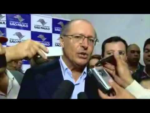 Coletiva: Alckmin autoriza reconstrução de ponte em Sarutaiá