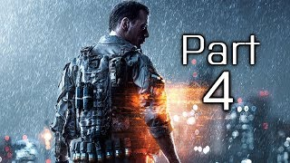 Battlefield 4 Gameplay Walkthrough Part 4 - Campaign Mission 3 - South China Sea (BF4)