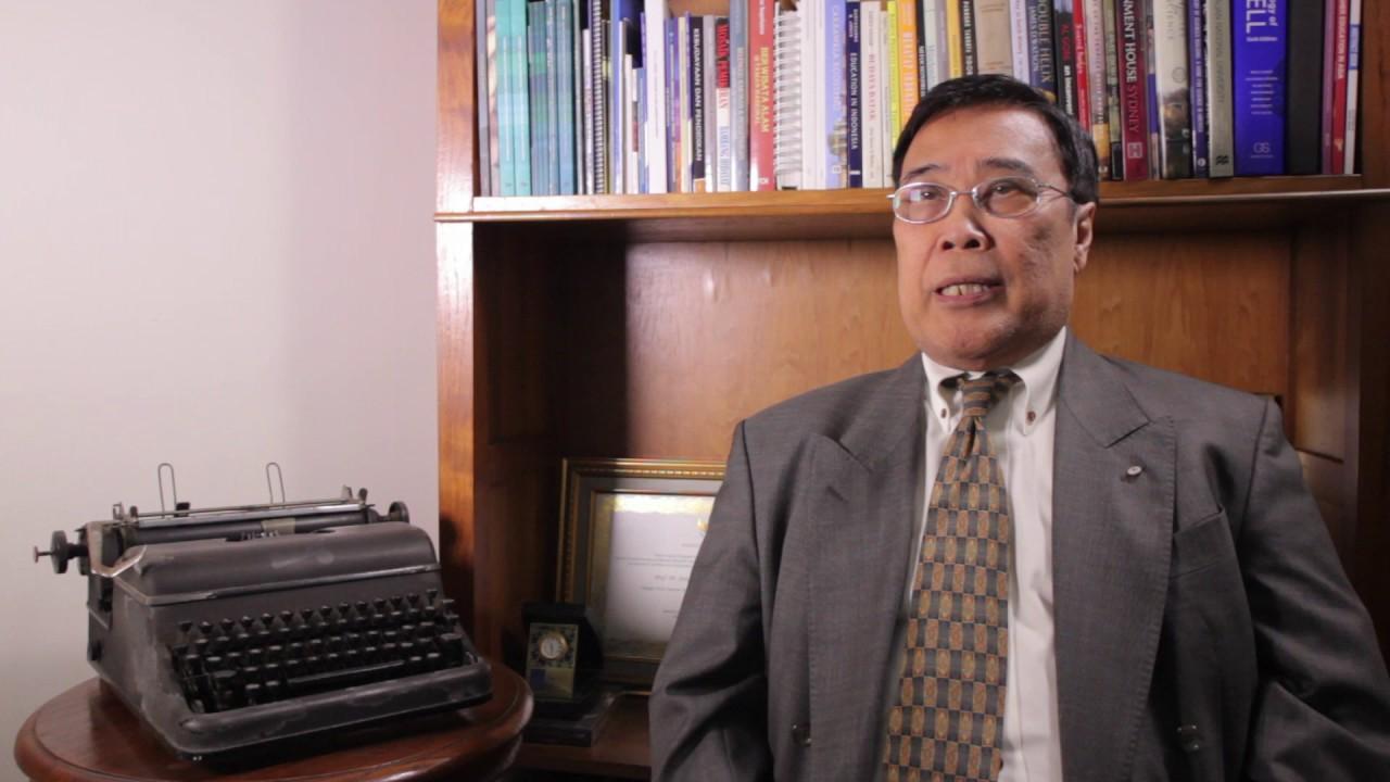 Prof. Sangkot Marzuki - AISS