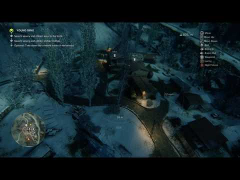 Sniper Ghost Warrior 3 Search Winery and Get Keys to the Truck and Civilian Clothes