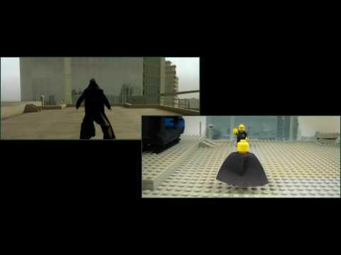 0 Lego Matrix Trinity Help