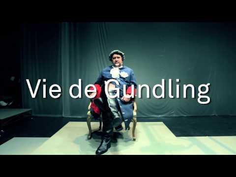 Vie de Gundling Frédéric de Prusse Sommeil rêve cri de Lessing