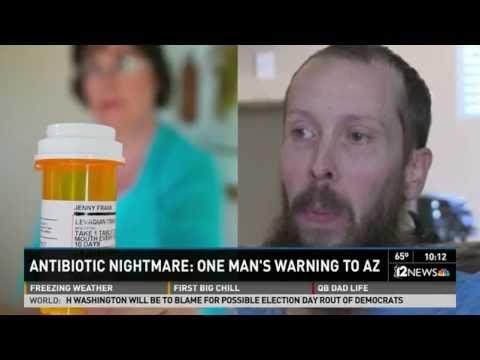 Cipro (Ciprofloxacin) Ruins Lives!
