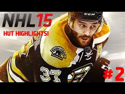 "NHL 15 HUT Highlights Episode 2 ""Nice Goal! Wrong Net!"""
