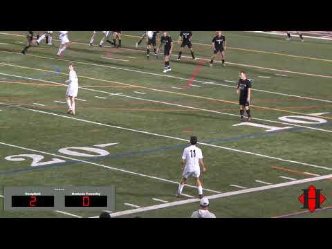 Manheim at Hempfield Boys Soccer