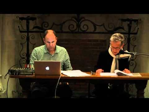 FROLIC ARCHITEKTUR: Eine Performance von Susan Howe und David Grubbs - Woodberry Poetry Zimmer