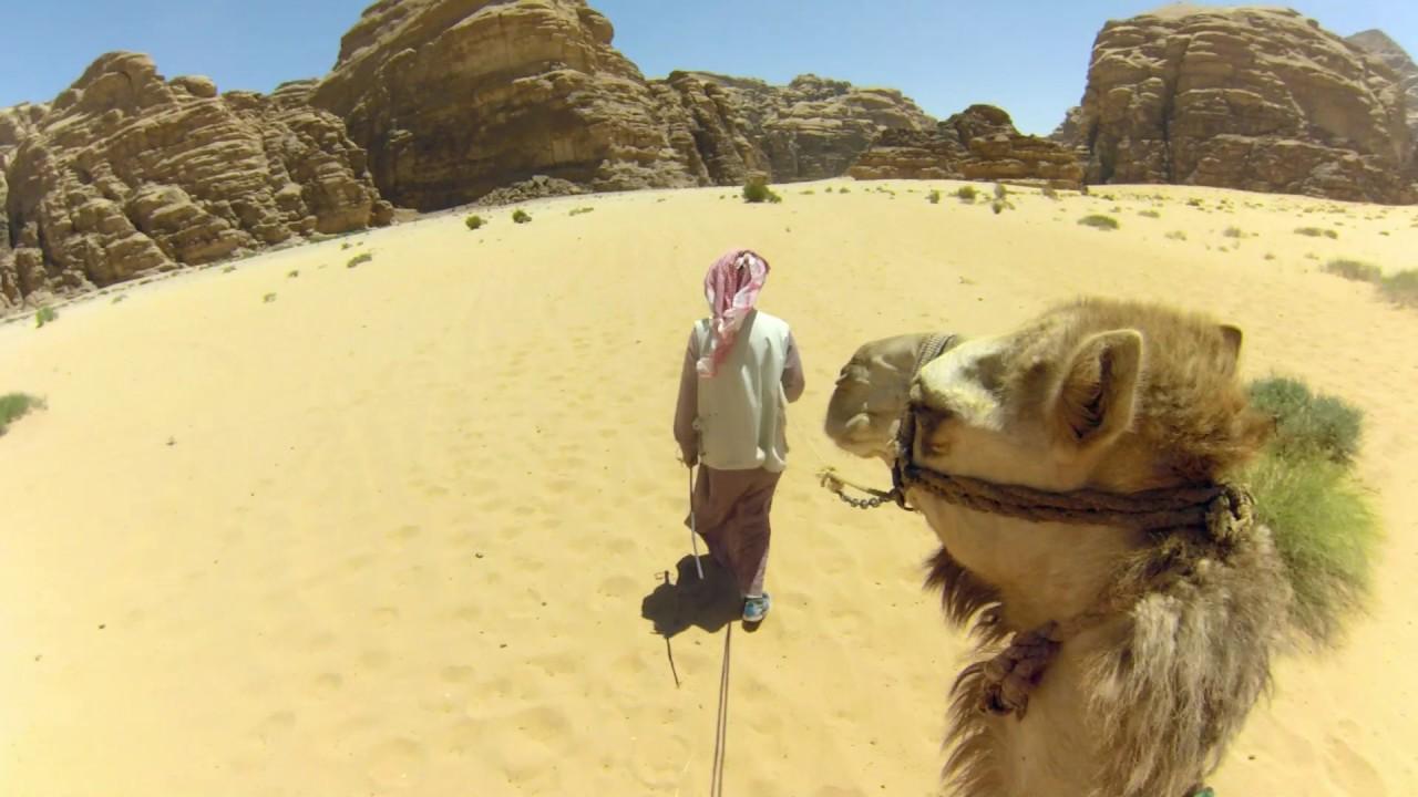 Ruta por Jordania en una semana