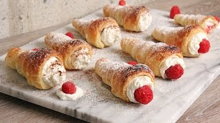 Homemade Cream Horns | Episode 1122 by Laura in the Kitchen