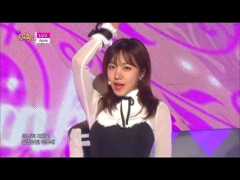 [HOT] Apink – LUV, 에이핑크 – 러브, Show Music core 20141213