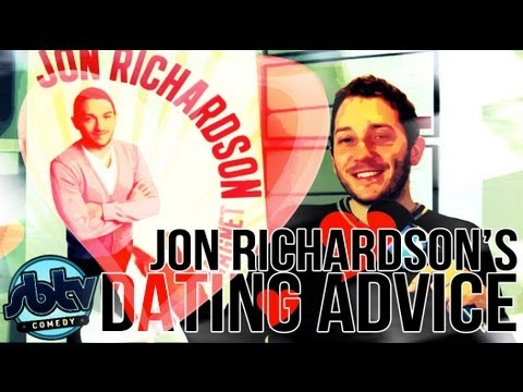 Jon Richardson | Dating Advice: SBTV Comedy