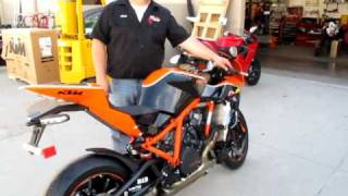 7. KTM RC8R Redbull with race kit sound test