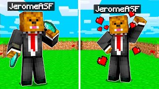 Eating Diamonds in Minecraft Gives You Hearts?