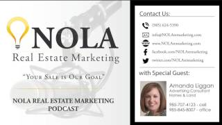 NOLA Real Estate Marketing Podcast - Episode 5