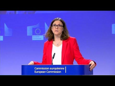 Η ΕΕ εξετάζει αντίμετρα στους δασμούς των ΗΠΑ στα αυτοκίνητα…