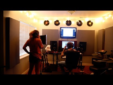 I WENT TO A RECORDING STUDIO